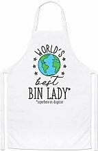 World's Best Mülleimer Damen Koch Schürze