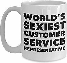 World's Sexiest Customer Service