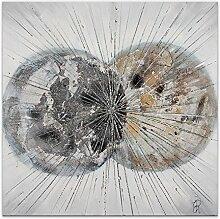 World Art Abstrakte Bälle Acryl Gemälde auf