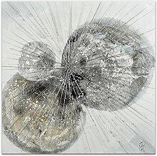 World Art TWAS446X1 Abstrakte Bälle Acryl