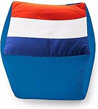 World Cup Edition 40Cm Flagge Cube Sitzsack - Niederländische Flagge