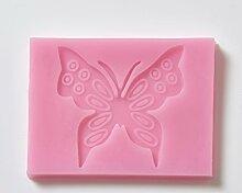 World Of Moulds Fondant-Form Schmetterling,