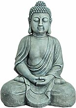 Worldconnection XXXL Großer Buddha 70 cm
