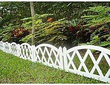 Worth Garden Kunststoff-Zaunplektren für den