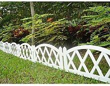 Worth Garten Kunststoff Zaun Pickets Indoor