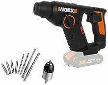 WORX 18V (20V Cordless 1.5Kg Rotary Hammer