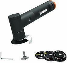 WORX 20V Angle Grinder, Battery, Charger Sold