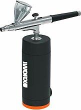 WORX 20V Ink/Paint Air Brush-Bare Unit, Battery,