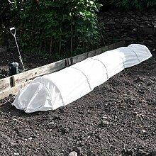 wosume Garden Grow Tunnel, Vlies Garden Plant Grow