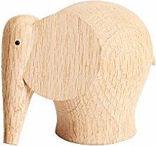 Woud - Nunu Elefant - S - Steffen Juul - Design - Holztier