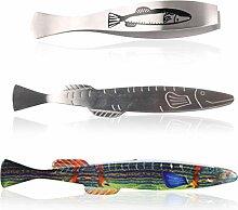 wow Grätenzange Profi-Qualität - Fisch Pinzette