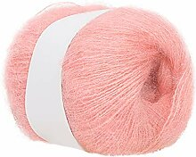 WoWer Wolle DIY Strickgarn Handgewebte gehäkelte