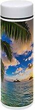 WowPrint Reisebecher, Ozean, Strand, Hawaii,