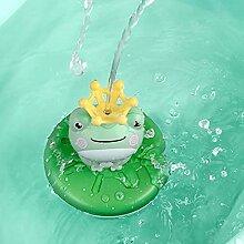 woyada Badespielzeug, Sprühen Frosch Brunnen