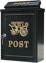 WOYQS Briefkasten, An der Wand befestigter großer