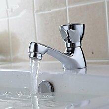 WP- All-Kupfer einzigen kalten Bassinhahn Bleifrei - Waschbecken Wasserhahn