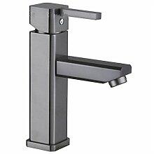 WP- All-Kupfer-Hahn Waschbecken Wasserhahn (mit Schlauch) , A