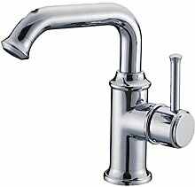 WP- All-Kupfer-Hahn Waschbecken Wasserhahn (mit Schlauch) , B