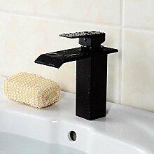 WP- Sicherheit und Umweltschutz heiß und kalt waschen Waschbecken Wasserhahn kreative Individualität breiten Mund gemischte Wasserhahn
