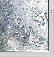 WPCTEV Fensterfolie, kein Kleber, statische