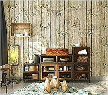WPDecor Amerikanische Retro Holz Holz Holz Tapete