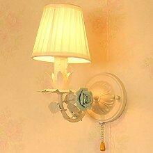 WQ Modern Wandleuchte• Metall Wandlampe• Mit