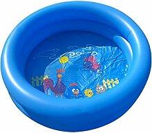 WQEQ Kinder Pool aufblasbares Baby-Planschbecken