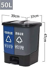 WQERLC Küchen-Mülleimer, Mülleimer, Mülleimer,