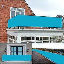 WQL Balkon Sichtschutz PB2 PES blickdichte