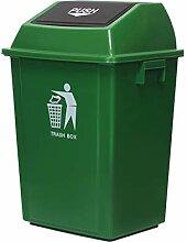 WQQTT Mülleimer Schaukeln Sie