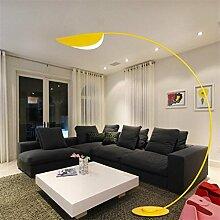 WQRTT® Stehlampe Industrielle Projekt Kunst Dekoration Stehlampe Moderne Designer Stehlampe , yellow , ordinary