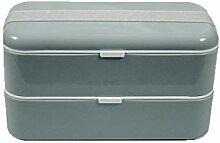 WQWQ Lunchbox Bento-Boxen Für Die Aufbewahrung