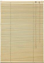 WR-Design Alu Jalousie beige - Breite 50 bis 240