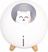 WRDY Cartoon USB Mini-Luftbefeuchter , Mit