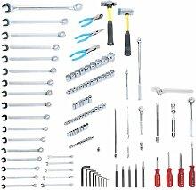 Wright Werkzeug 195Service Metrisches Set Werkzeuge nur, 122