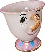 WRJ Keramik Vergoldung Teekanne Teetasse EIN Satz
