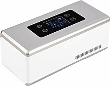 WRJY Tragbare Mini-Insulin-Kühlbox 2-8 ° C