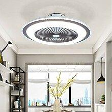 WRMING LED Fan Deckenlampe Deckenventilator Mit