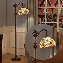 WRMING Tiffany Stehlampe Vintage Landhaus