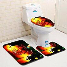 WRPPP KüRbis-Lampe Badezimmer-Toilette