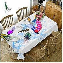 WSEB Tischdecke Tischdecke Frohe Weihnachten