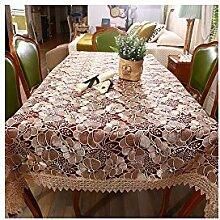 WSEB Tischdecke Tischdecke Rechteckige Home