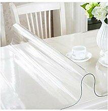 WSEB Tischdecke Tischdecke Transparent Mit Muster