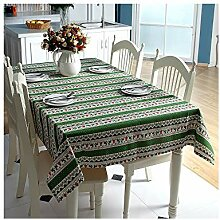 WSEB Tischdecke Weihnachtstischdecke Für