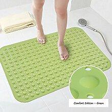 WSGZH Bad Duschmatte Toilettenmatte
