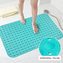 WSGZH Dusche Matte Bad Bad Matte Badezimmer Matte