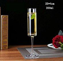 WSHP-goblet Kelch Becher Weinglas Bleifreie Crysta