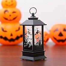 wsjwj Nachtlichter & Schlummerleuchten Halloween