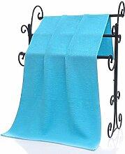 WSJYJ Badetuch Familie Bad Towel Baumwolle 70 *