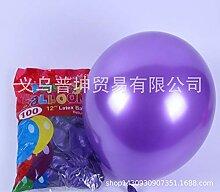 WSKRNGEY Party Luftballons,100 STK.